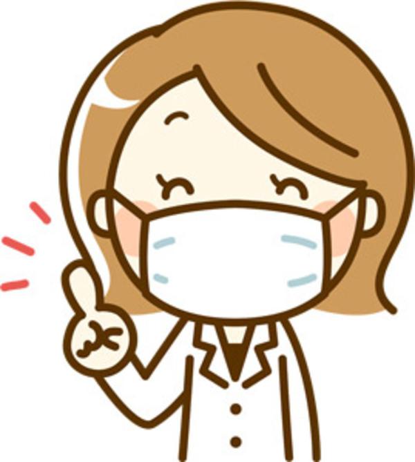 マスク(´・ω・`)
