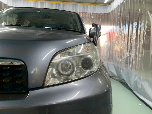 トヨタ ラッシュ ヘッドライトコーティング(磨き)